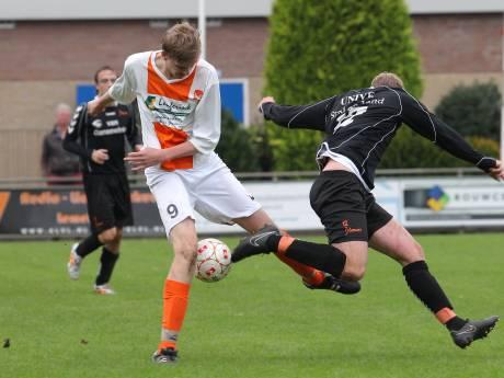 Job Heerink vergezelt zijn aanvalsmaatje in top drie