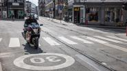 Zes op de tien wil geen zone 30 in steden en nog altijd rijdt 30 procent te snel (al wil men wel meer controles)