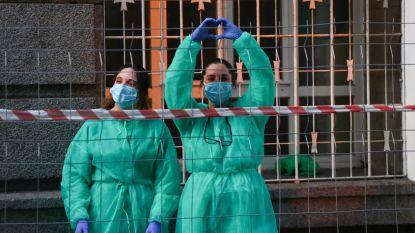 Aantal doden stijgt na twee dagen opnieuw in Italië, Spaanse cijfers geven hoop