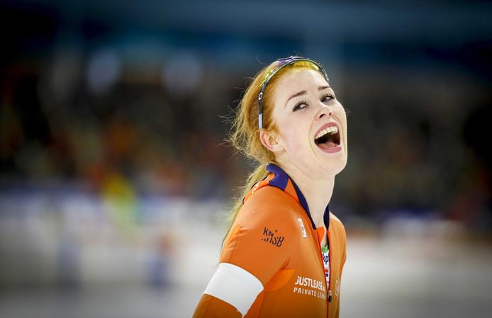 Antoinette de Jong.