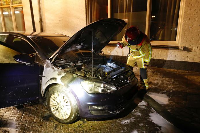 Autobrand Eindhoven