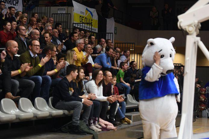 Ook Leuven Bears zal de lokale horeca in de kijker zetten in deze moeilijke coronatijden.