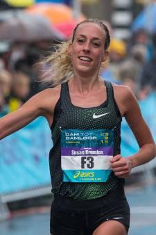 Marikenloop strikt topatlete Susan Krumins