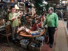 In Herwen beginnen ze steeds vroeger met kerstmis