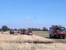 Hooi in de brand in Lewedorp