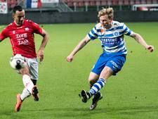 De Graafschap zonder Driver naar Almere City FC