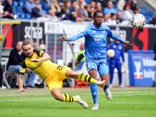 Brenet debuteert met Hoffenheim in Bundesliga met remise tegen Dortmund