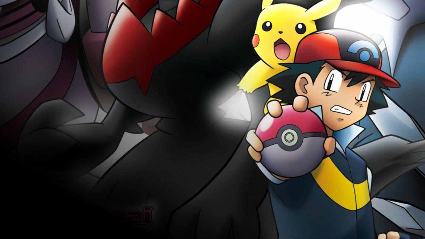 Pokémon 10: De Opkomst van Darkrai
