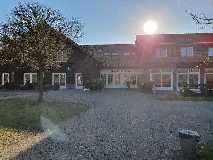 Hotel De Kruishoeve in Vught.t