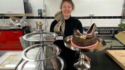 Traiteur Sigrid valt in de prijzen met haar dessert 'Wandeling op de Toren'