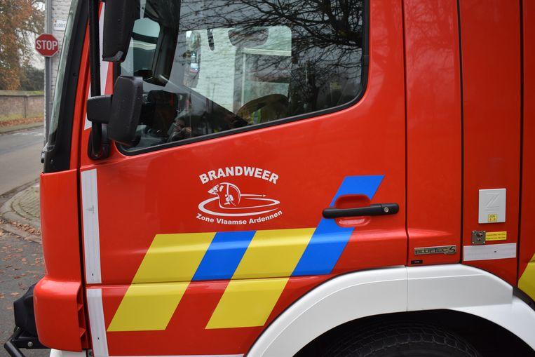 Door een snel optreden van de brandweer kon een uitbreiding van de brand voorkomen worden.