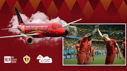 Kleed Duivels-vliegtuig aan en vlieg mee naar Rusland!