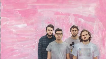 Humo's Rock Rally-finalist Dirk. debuteert met 'Album'