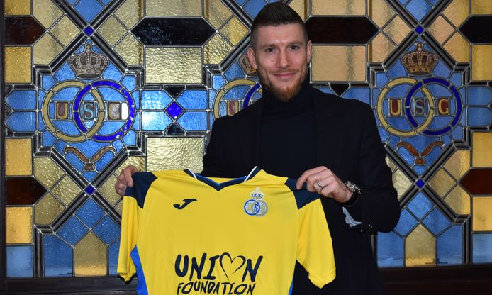 Pocognoli arrive à l'Union