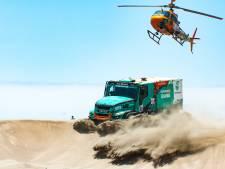 Uitslagen Dakar Rally, etappe 7: De Rooy heeft smaak van winnen te pakken