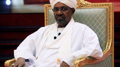 """Na maanden protest: """"Soedanese president Omar al-Bashir afgezet en opgepakt door leger"""""""