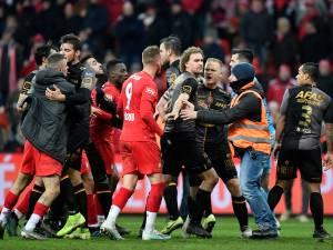 Le Standard a buté sur l'organisation sans faille de Malines, une fin de match tumultueuse