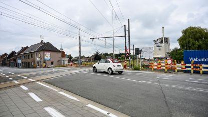 Volgende fase in heraanleg bedrijfsomgeving VPK: Spoorwegovergang Oudegemsebaan twee maanden lang afgesloten