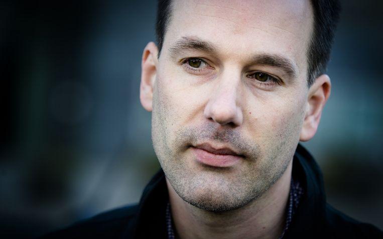 Niels Suijker van FNV. Beeld ANP