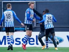 Invallers bezorgen FC Eindhoven in blessuretijd winst op hoogvlieger De Graafschap