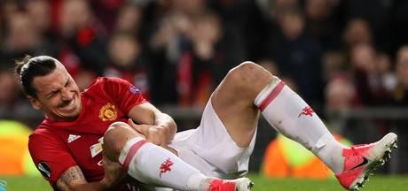 Mourinho vreest langdurige blessures voor Rojo en Ibrahimovic