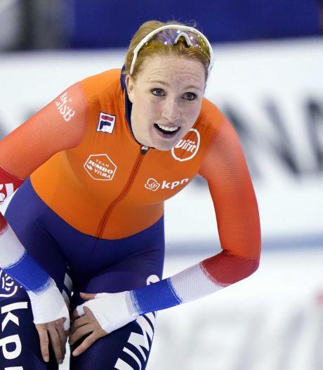 Olympisch kampioene Achtereekte moet onder het mes en verlaat trainingskamp