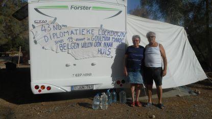 """Antwerpse zestigplussers geraken niet weg uit Marokko: """"We moeten naar huis kunnen, want de hitte is niet meer te doen"""""""