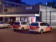Vierde beroving van het weekend in Tilburg, politie ter plaatse in Reinevaartstraat