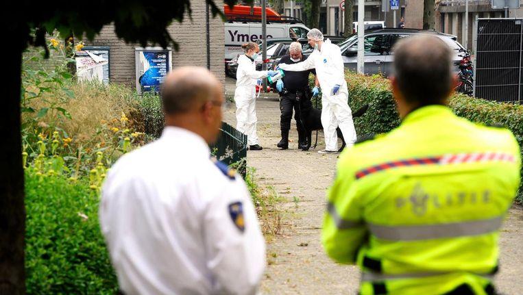 Eggermont werd in 2014 doodgeschoten in zijn auto in de Conradstraat Beeld ANP