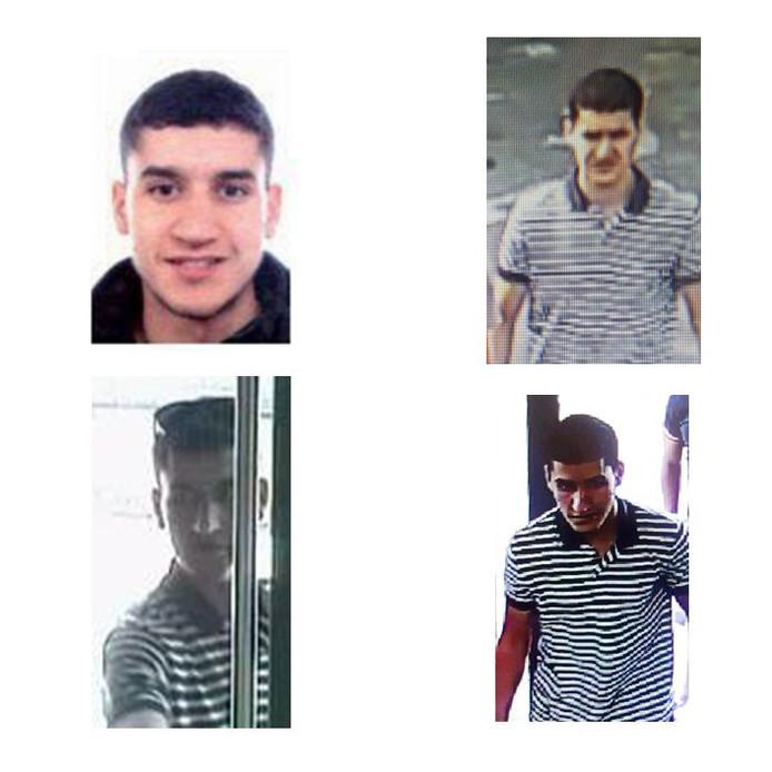 Het staat voor de Spaanse politie vast dat Younes Abouyaaquoub, de nog niet opgepakte verdachte van de aanslagen in Catalonië, na het inrijden op voetgangers in Barcelona een 34-jarige Spanjaard heeft doodgestoken.