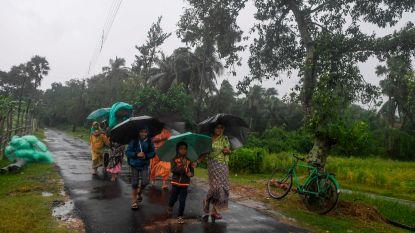 Cycloon Bulbul bereikt kust van India en Bangladesh: minstens 14 doden