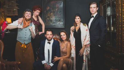 The Great Gatsby strijkt neer in Knokke: hele zomer spektakelrijke show op geheime locaties