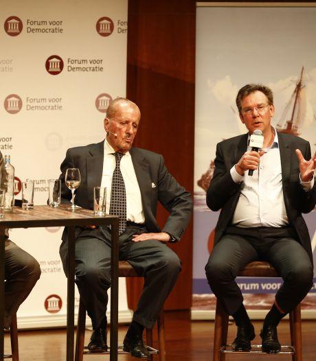 Raadsels over toekomst Forum voor Democratie in Utrecht: 'Als fractie moeten we hier nog over praten'