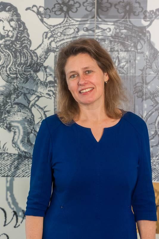 Corine Dijkstra, wethouder Gouda