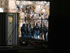 40 kilo coke gevonden bij Van Puijfelik Oosterhout na politie-inval