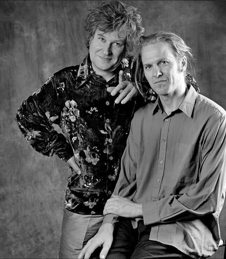 Eric Vloeimans en Tuur Florizoone bij Windkracht Helmond