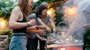 """Gentse politie legt illegale barbecue stil: """"Mooi weer is geen reden om regels te overtreden"""""""