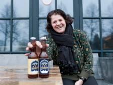 De Gatgraver 3.16 is Luttenbergs eigen speciaalbier van Jan en Nathalie: 'Maar Jan drinkt alleen gewoon bier'