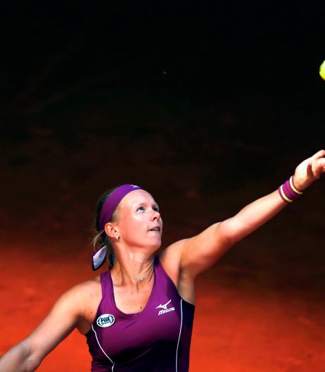 Bertens treft Kerber bij WTA Finals