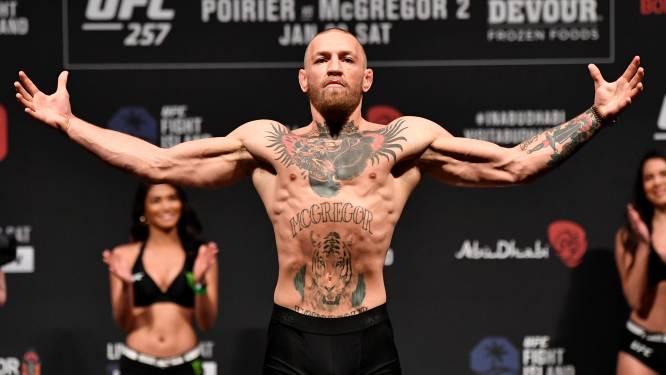 """McGregor wil nieuw gevecht met (gestopte) Khabib: """"De wereld weet dat onze oorlog nog niet voorbij is"""""""