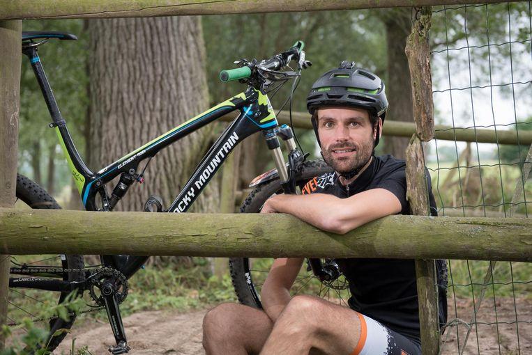 Joeri Van Holder van Everbike wil met behulp van een crowdfunding geld inzamelen.