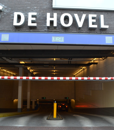Goirle breidt blauwe zone in centrum uit: nu ook in helft parkeergarage De Hovel