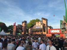 Fors meer klachten over geluidsoverlast van festival UDNZ
