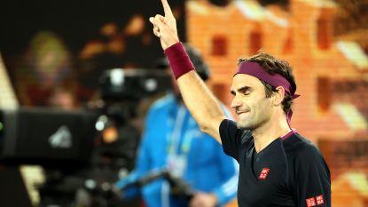 Supertiebreak redt 'Houdini' Federer