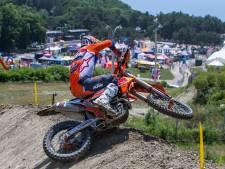 Slecht nieuws voor Herlings: motorcrosser breekt zijn enkel