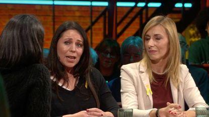 """Ex-K3'tje Kristel Verbeke getuigt over het ontsnappen aan armoede: """"Ik heb geluk gehad, en mensen die in mij geloofden"""""""