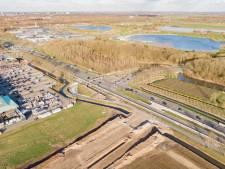 Nieuwe fietsroute over De Liesbosch morgen open