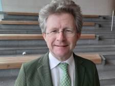 Op de roltrap met: Michiel Scheffer van D66