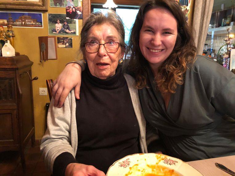 Emilienne Driesen (85) uit Doel° 12 april 1933+ 5 maart 2019