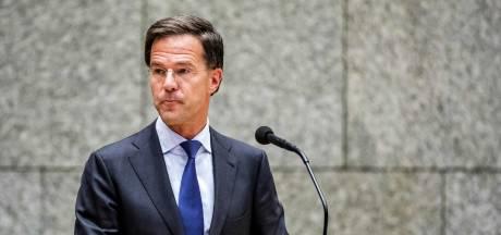 Rutte: Demonstreren bij Sint mag uiteraard, maar het hoeft niet per se